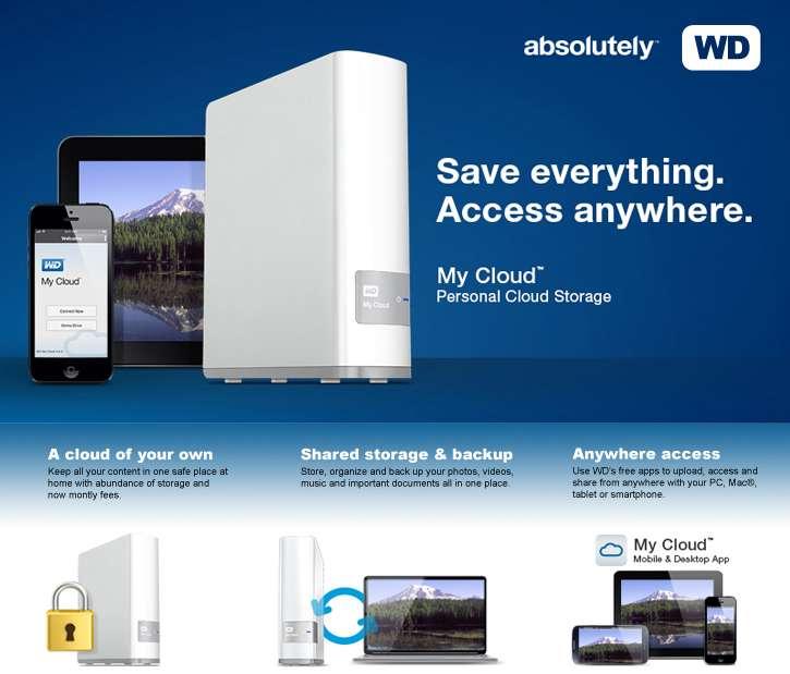 WD MyCloud 2 | Micronics Marketing