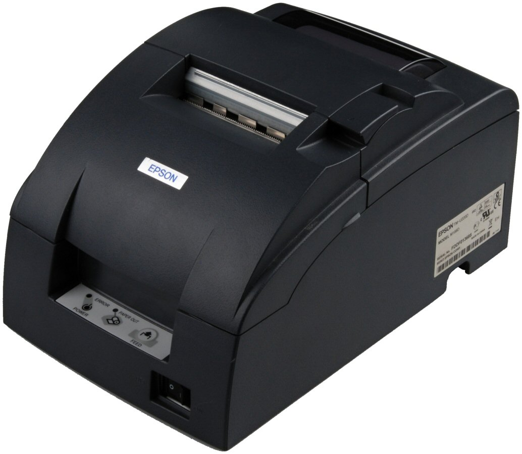 Epson Tm U220 Pos Printer Micronics Marketing